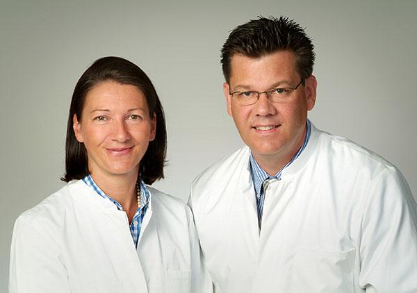Dr. Joachim und Dr. Stefanie Christ